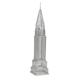 "Chrysler Building Wire Model 12"" Tall"